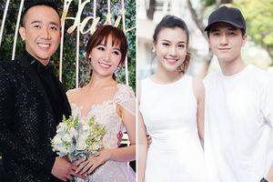 Nhiều cặp sao Việt tưởng chia tay là xong, ai ngờ vẫn liên quan dai dẳng dù tình cũ - tình mới đều viên mãn ấm êm