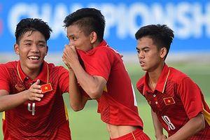 Hủy diệt Philippines, U16 Việt Nam vẫn có nguy cơ bị loại