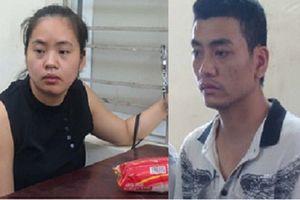 Hải Phòng: Phá đường dây ma túy, bắt đôi vợ chồng trẻ