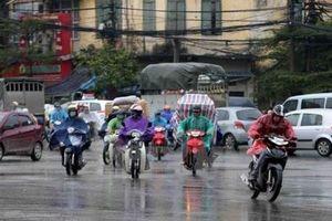 Dự báo thời tiết từ ngày 4 và 5/8, Bắc Bộ có mưa nhiều nơi, có nơi mưa rất to