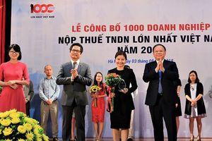 Nestlé Việt Nam lọt top các doanh nghiệp nộp thuế nhiều nhất