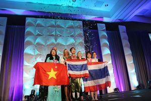 Việt Nam giành 3 Huy chương Đồng thi tin học văn phòng, thiết kế đồ họa thế giới