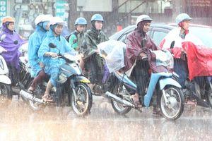 Hà Nội và các tỉnh Bắc bộ mưa kéo dài đến khi nào?