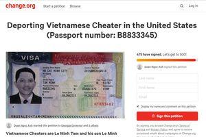 Nhà đầu tư Sky Mining kêu gọi Mỹ trục xuất Lê Minh Tâm
