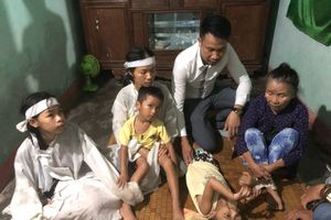 Báo điện tử Nhân đạo và Đời sống chia sẻ với các nạn nhân tai nạn xe rước dâu ở Quảng Nam