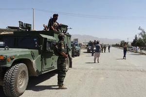 Đánh bom nhà thờ Hồi giáo Afghanistan: Gần 120 người thương vong