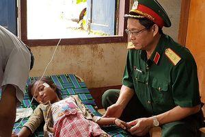 Nghĩa tình Việt-Lào sau sự cố vỡ đập thủy điện tại Sanamxay
