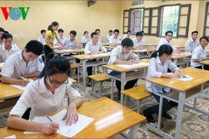 Nghệ An khẳng định thực hiện kỳ thi THPT Quốc gia 2018 nghiêm túc