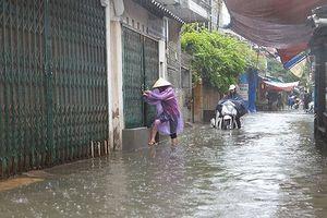 Thuốc dự phòng cần thiết đối với người dân vùng ngập lụt