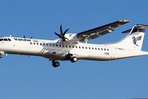 Iran tiếp nhận thêm 5 máy bay ATR72-600 trước khi các lệnh trừng phạt được nối lại