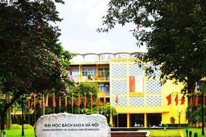 Đại học Bách khoa Hà Nội công bố điểm chuẩn trúng tuyển năm 2018
