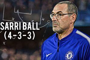 Chelsea sẽ chơi thế nào dưới bàn tay HLV Maurizio Sarri?