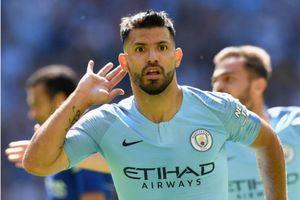 Chấm điểm Man City 2-0 Chelsea: Người hùng Aguero, Bernardo Silva