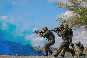 Trung Quốc sẵn sàng điều quân đến chiến đấu ở Syria
