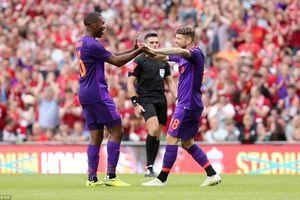 Liverpool hủy diệt Napoli 5 bàn không gỡ