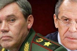Thấy gì khi cặp đôi Lavrov-Gerasimov công du châu Âu?