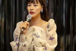 Bùi Lan Hương 'Sing my song' liều bán nhà làm âm nhạc