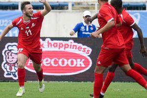 U23 Uzbekistan bất ngờ 'quỵ ngã' trước U23 Palestine