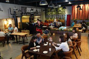 Thêm một chuỗi cà phê Việt Nam ra đời
