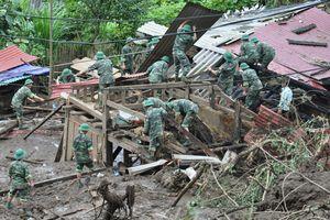 Chủ động ứng phó với mưa lũ và sạt lở đất tại các tỉnh miền núi phía Bắc