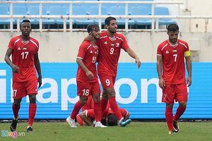 Đội vô địch châu Á thua bại tướng của U23 Việt Nam