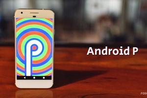 Người dùng di động sắp có hệ điều hành Android 9