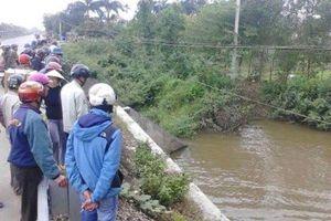 Bắc Giang: Phát hiện 2 thi thể dưới mương nước