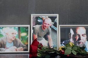 3 nhà báo Nga bị sát hại khi đang tác nghiệp
