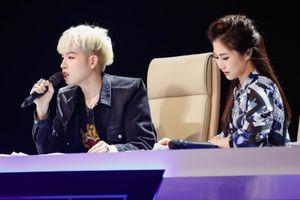 Hương Tràm bị loại khỏi ghế giám khảo vòng Thao trường của The Debut