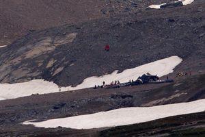Rơi máy bay tại Thụy Sĩ, toàn bộ 20 người đều thiệt mạng