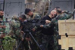 Quân đội Syria triển khai thêm binh lực tới Sweida kết liễu IS