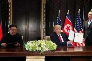Rộ tin Kim Jong Un 'qua mặt' Donald Trump