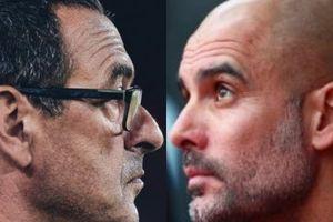 Pep Guardiola sẽ lựa chọn những ai cho sơ đồ 4-2-3-1 tối nay?