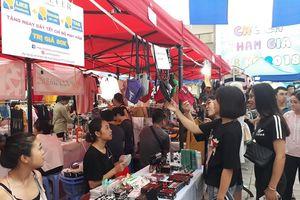 The Weekend Town - `Back to school 2018` thu hút giới trẻ Hà Nội dịp cuối tuần