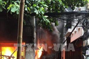 Thành phố Hồ Chí Minh: Hai vụ cháy thiêu rụi nhiều tài sản