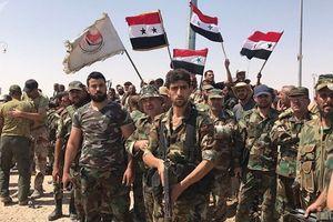 Chiến sự Syria: Lực lượng tiếp viện của quân chính phủ gia nhập chiến trường Sweida