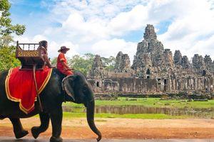 Ngỡ ngàng trước vẻ đẹp kỳ bí của quần thể Angkor