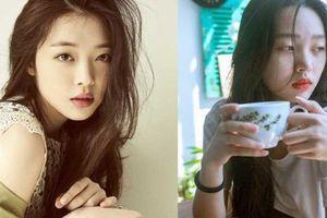Nữ sinh Việt giống 'Con ghẻ quốc dân' như hai giọt nước