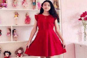 Con gái MC Quyền Linh: 13 tuổi đã mang dáng dấp hoa hậu