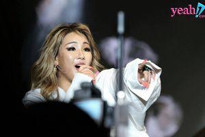Hậu lùm xùm tăng cân quá đà, CL (2NE1) quẩy cực sung trong đêm nhạc tại Singapore