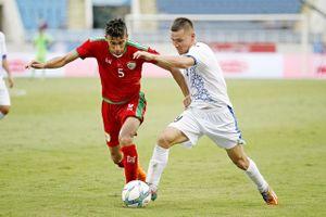 'Đá với Olympic Việt Nam, Oman sẽ tung ra sức mạnh thực sự'