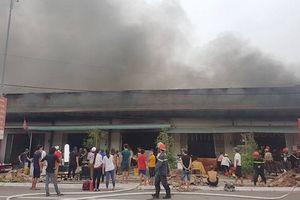 Quảng Ninh: 5 quán karaoke cháy lớn, khách nháo nhào bỏ chạy