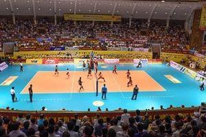 8 đội tham dự Giải Bóng chuyền nữ quốc tế VTV Cup tại Hà Tĩnh