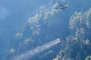 Rơi máy bay ở Thụy Sĩ, một gia đình 4 người thiệt mạng