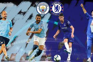 Chelsea - Man City: Xin chào, mùa giải 2018/2019 đã bắt đầu!