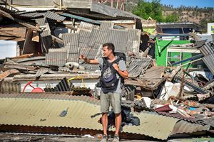 Du khách kể lại khoảnh khắc kinh hoàng trong địa chấn trên 'thiên đường mặt đất' ở Indonesia