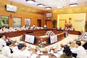 Thường vụ Quốc hội tổ chức chất vấn 2 nhóm vấn đề