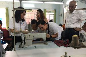 Tổ ấm cho nạn nhân chất độc da cam tại Đà Nẵng
