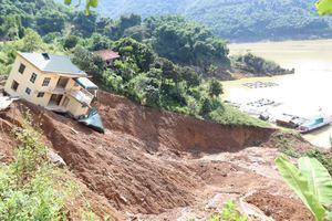 Sau đợt mưa lũ nghiêm trọng ở Hòa Bình: Cấp bách di dân tái định cư