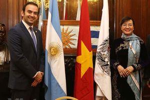 Thúc đẩy hợp tác giữa TP.HCM và TP Buenos Aires